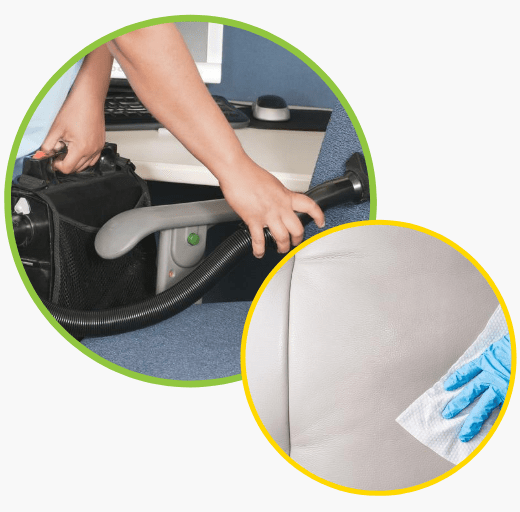 Fabric & Leather Upholstery Cleaning Castle Hill